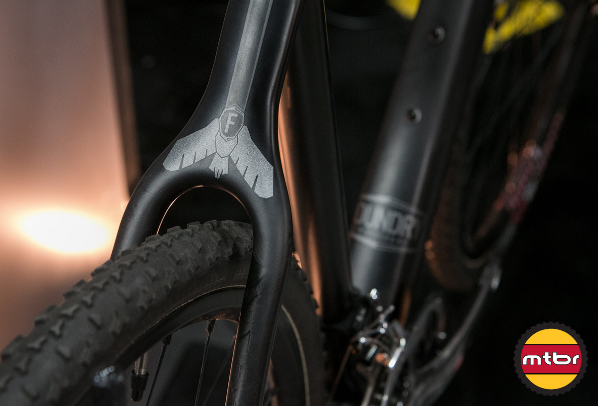 Foundry Harrow - Seat Stay Detail