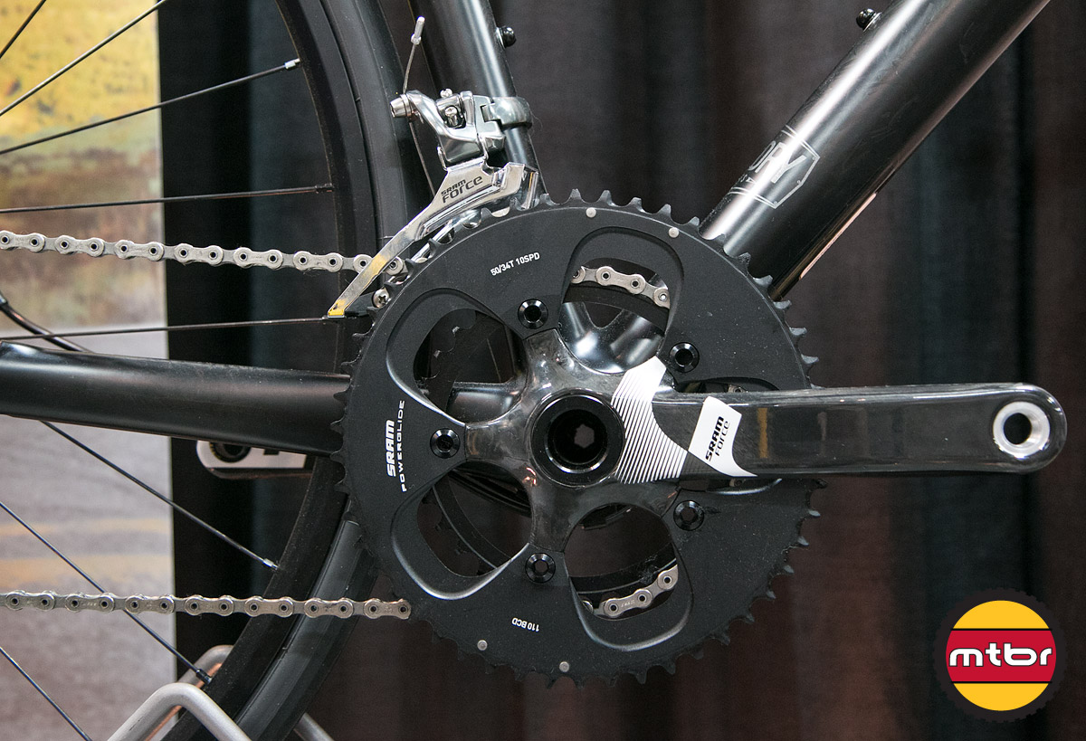 Foundry Riveter - Crankset Detail