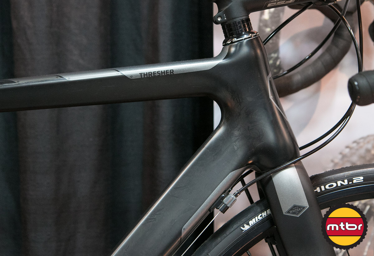 Foundry Thresher - Internal Cable Routing Detail