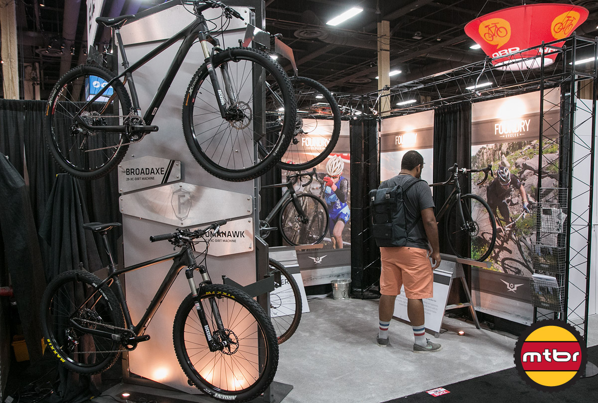 Foundry 2013 Interbike Booth