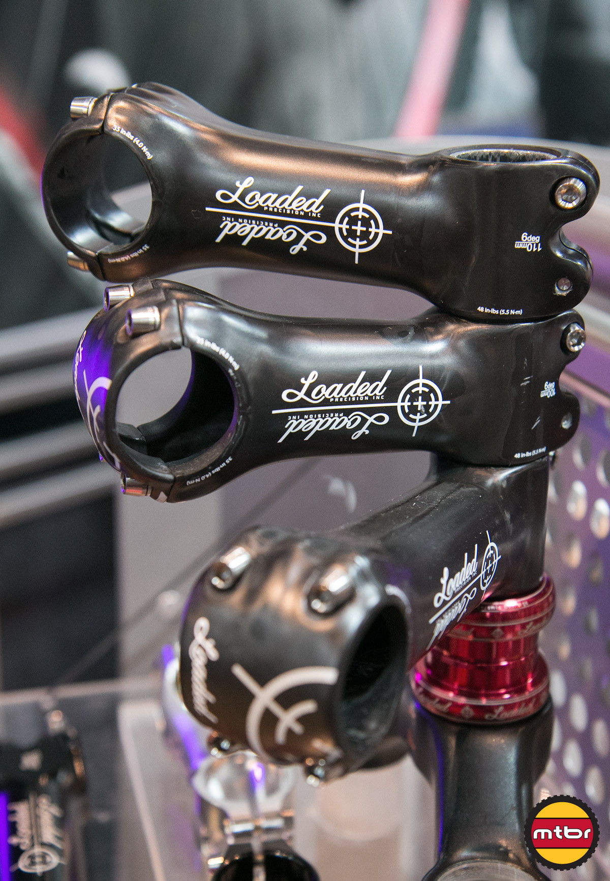 Loaded Napalm Carbon Stems