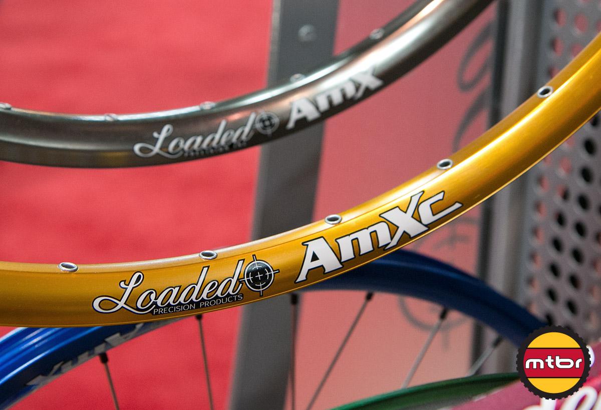 Loaded AmXc & AmX Rims