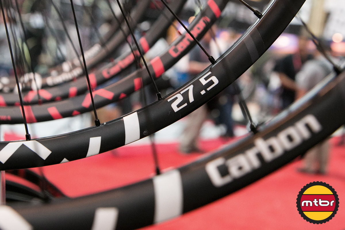 Loaded 27.5 X-Lite Ultra Carbon Wheelset