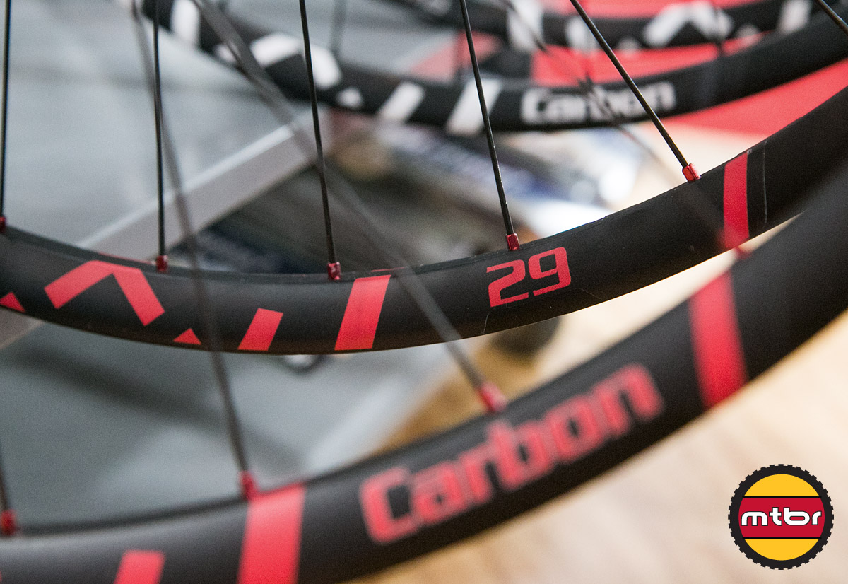 Loaded 29-Inch & 27.5 X-Lite Carbon Wheelsets