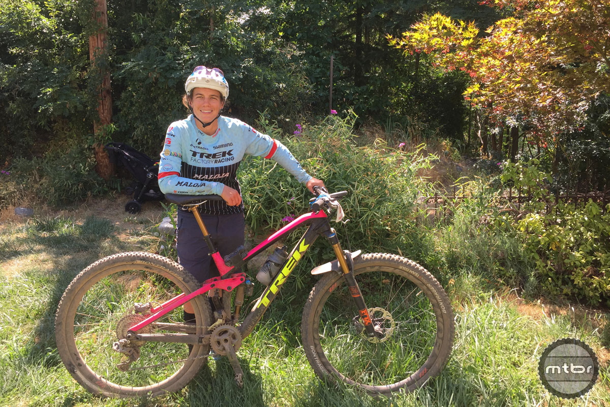 Tracy Moseley's Downieville Report