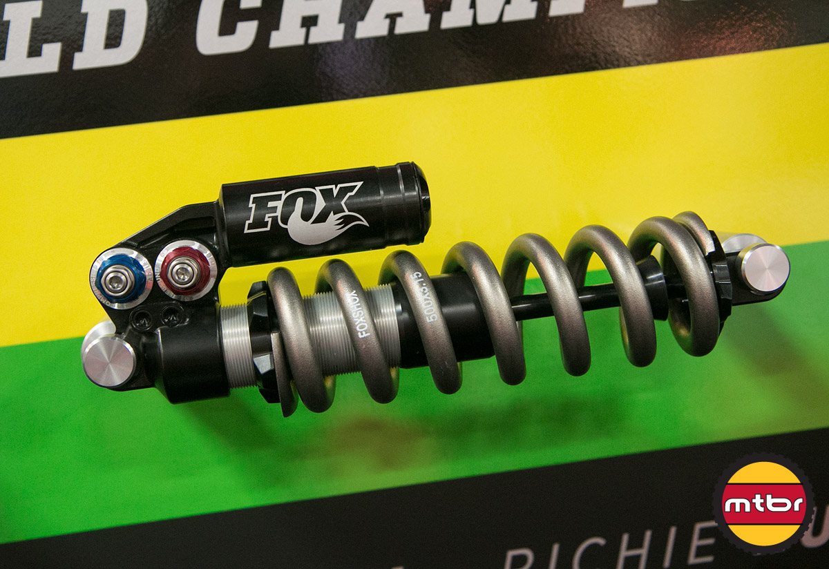 Fox Prototype Coil Shock