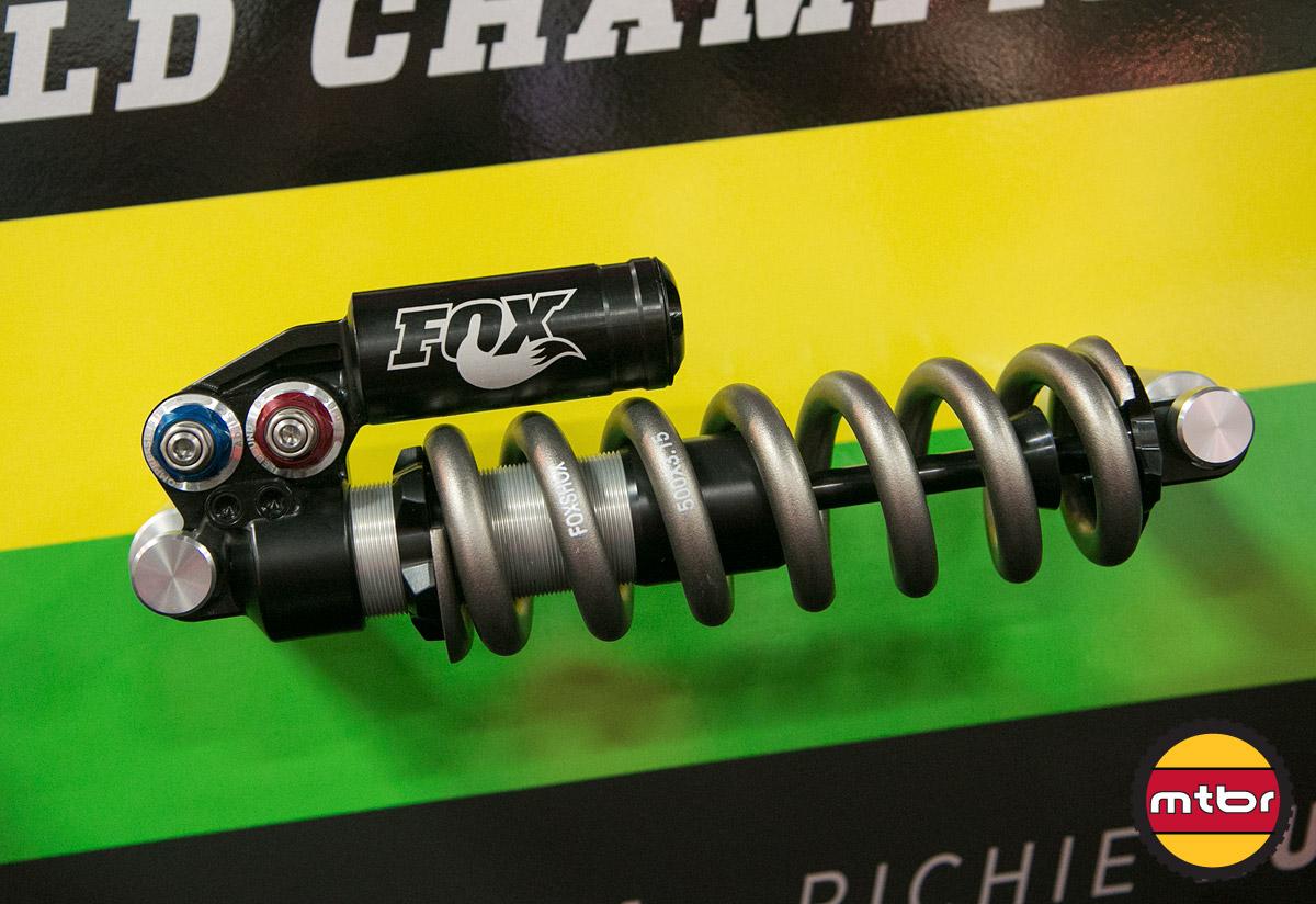 Fox Prototype Coil Shock