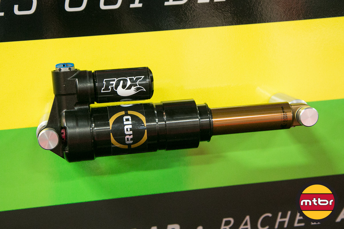 Fox Float Air DH Prototype Shock