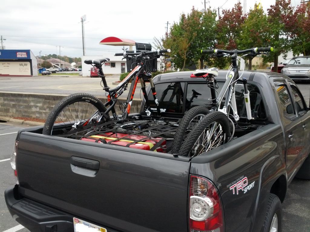 Toyota Tacoma Short Bed Mtbr Com