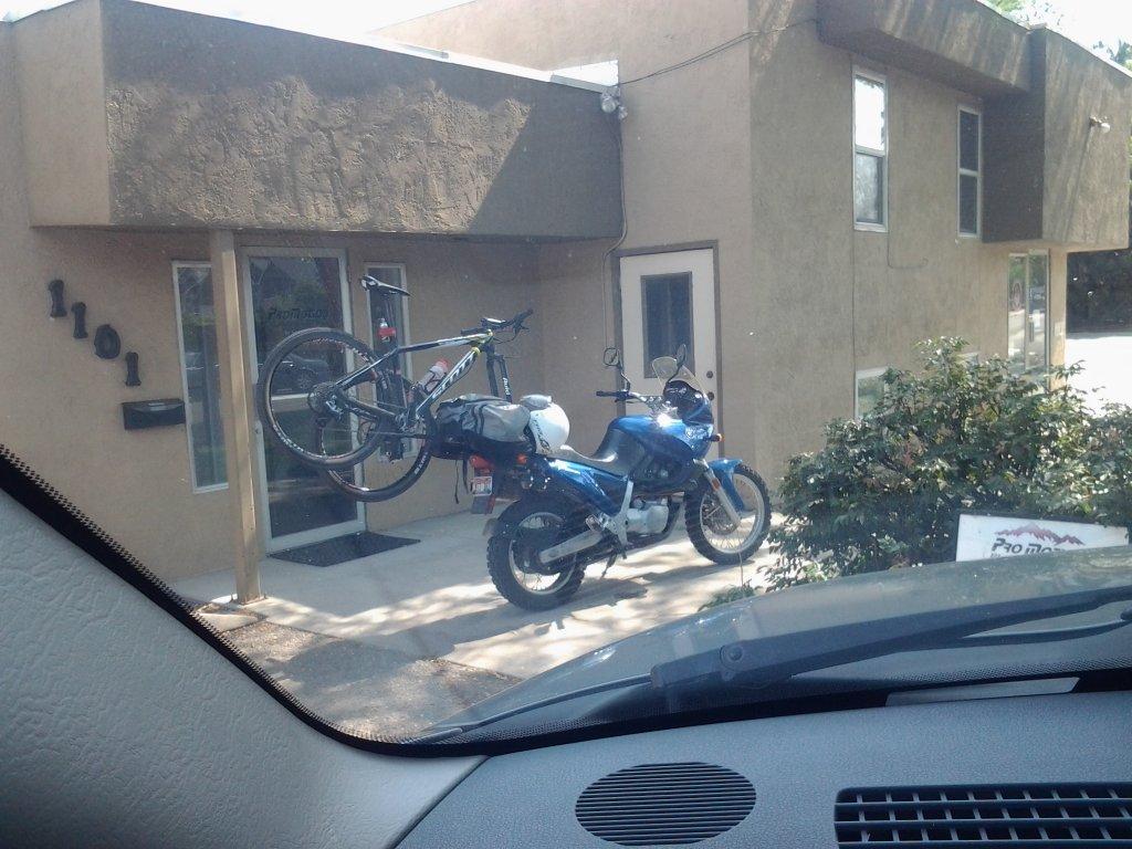 Motorcycle carrying mountain bike?-img_20130803_145528.jpg