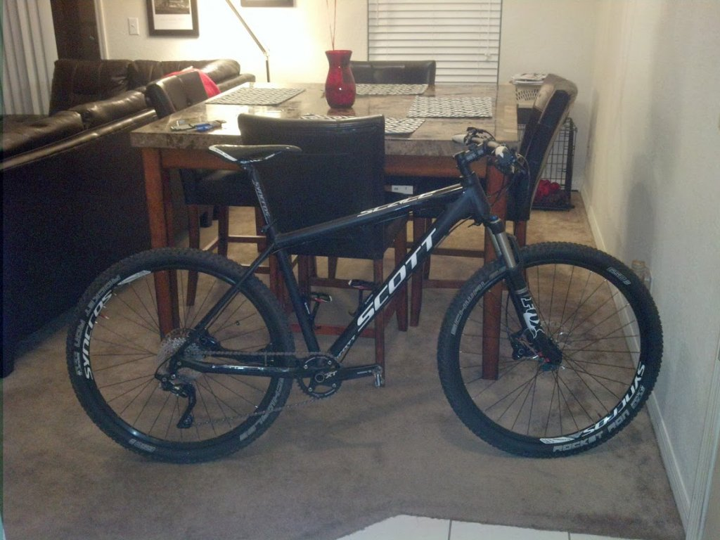Picked up a 2013 Scott Scale 740 today, question about the Float 32 Evo on it-img_20140207_210006317.jpg
