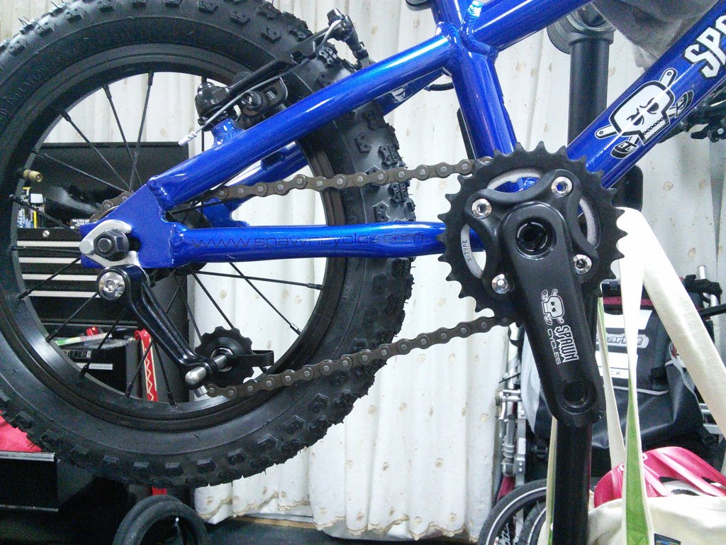 "Review of the Spawn Cycles Banshee (16"" wheeled bike)-img_20140711_004624.jpg"