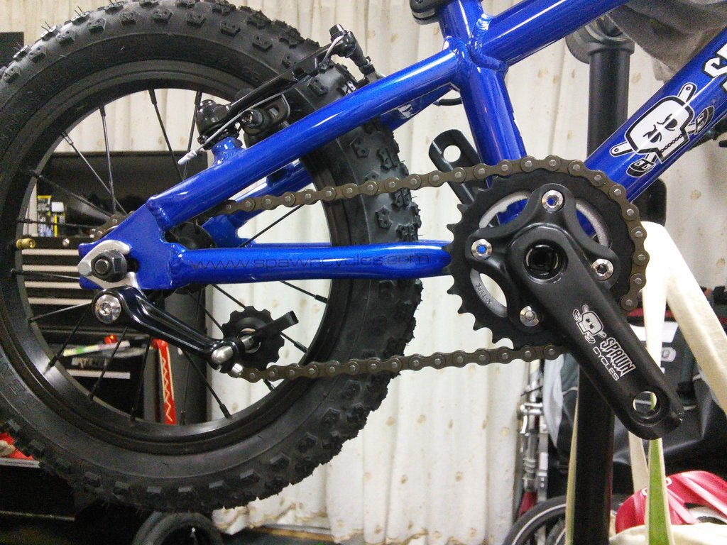 "Review of the Spawn Cycles Banshee (16"" wheeled bike)-img_20140711_004755.jpg"