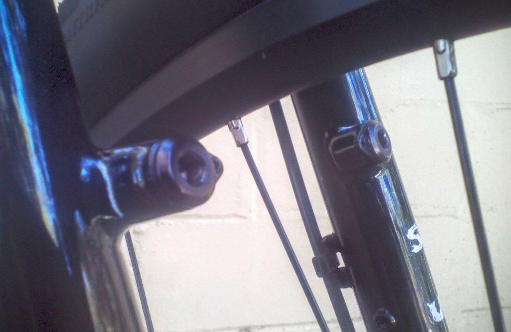 Thread holding in Surly Ogre brake bosses.-img_20151012_094946.jpg