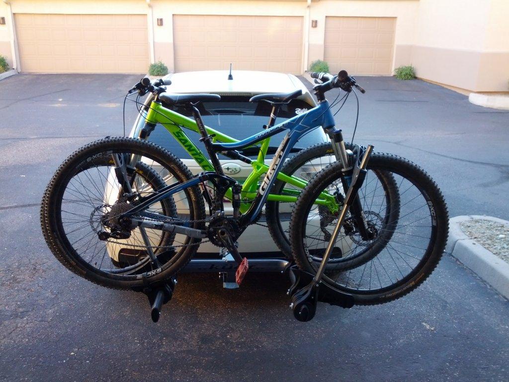 beta on setup inch watch doubledown rack strap carrier bicycle krb kuat ikuram mount rear hitch bike