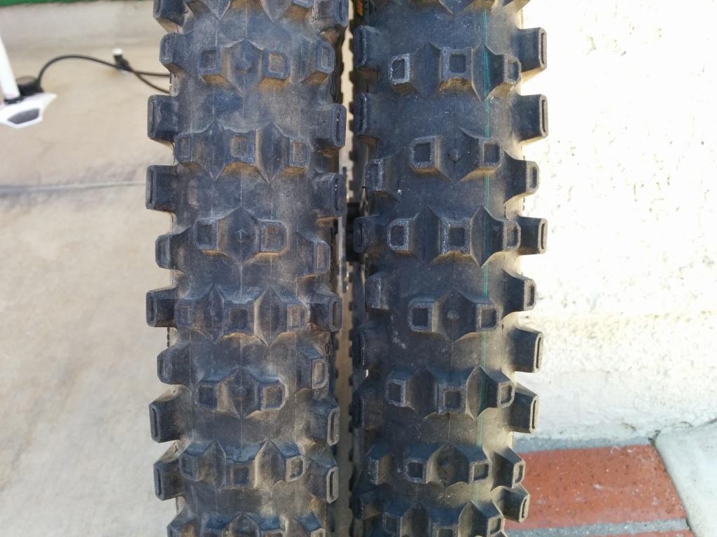 Tires Actual Width On Narrow Rims Mtbr Com