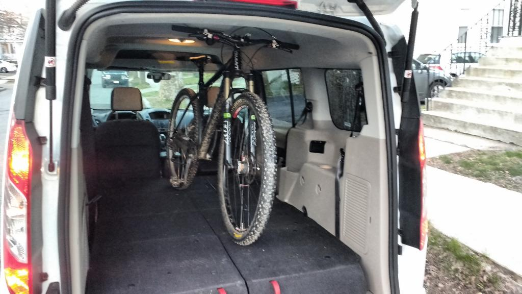 New Ford Transit Connect Van Mtbr Com