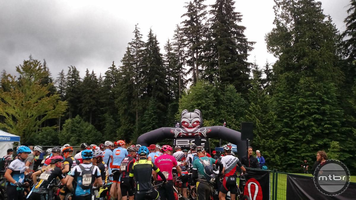 BC Bike Race - rider's diary