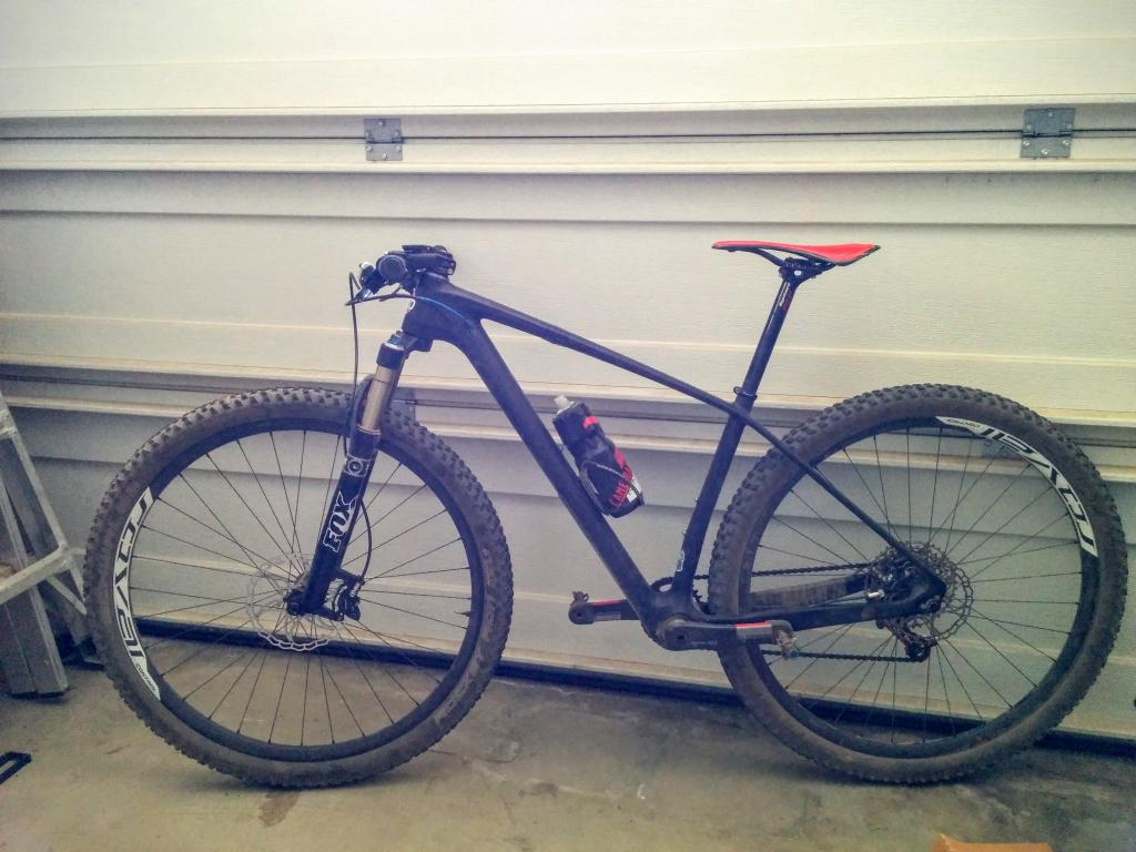 Xc bikes - what are your choice light saddles, stems, seatposts ...