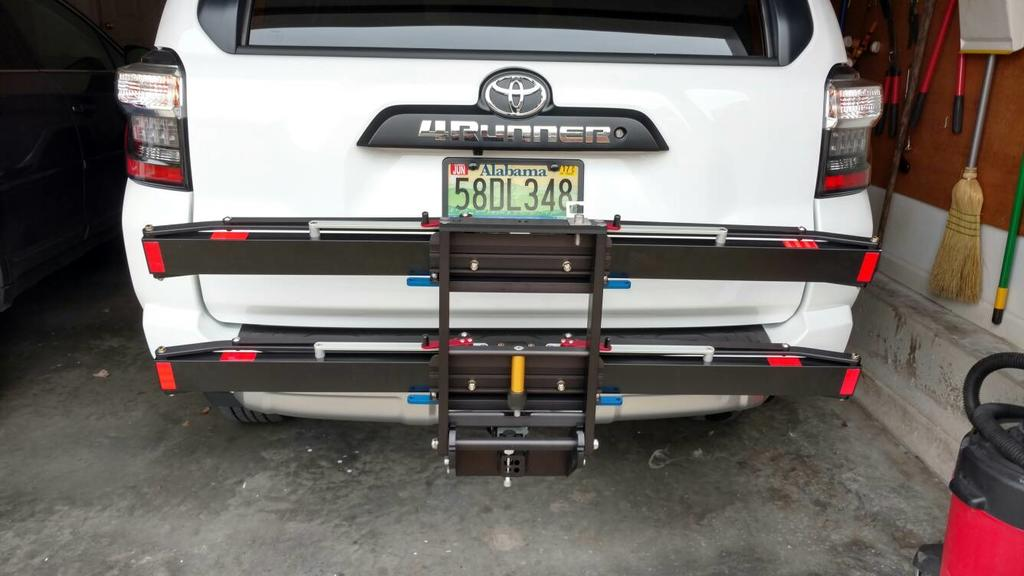 Pictures of 1Up Single and Double racks on 5th Gen 4Runner and Lexus GX460 Please-img_20170202_154000559_hdr.jpg