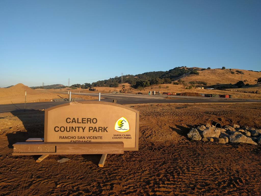 Calero Park trail construction has started!-img_20170710_195646.jpg