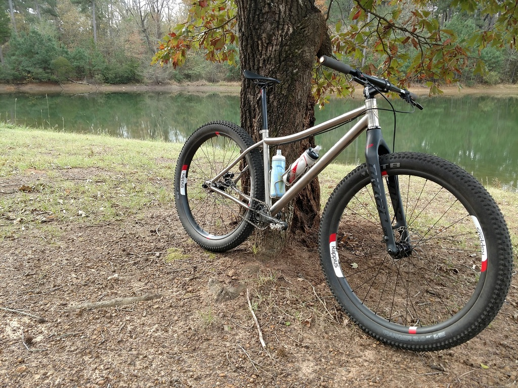 Long Front Center & Slack 29+ Hardtail Frames, they may be coming