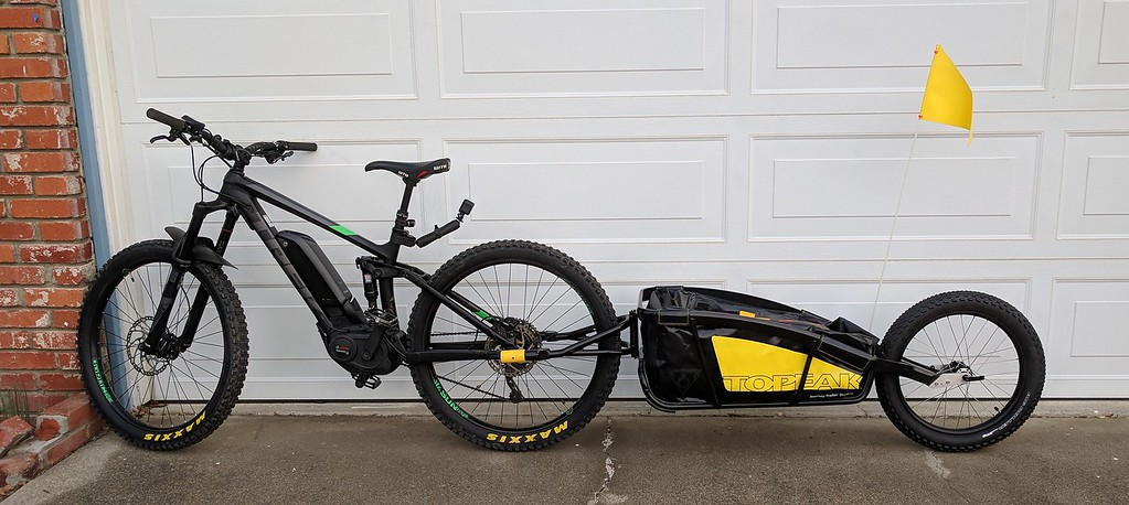 What happened to the electric bob trailer?- Mtbr.com