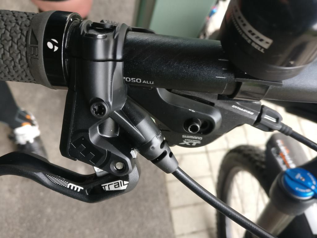 Magura Shiftmix 1+2 Shimano Bicycle Clamp