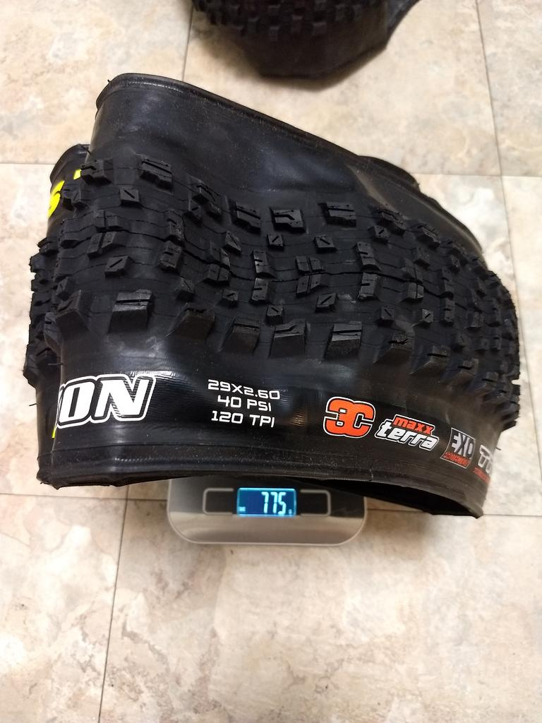 Schwalbe Nobby Nic 29x2.6 vs Maxxis Rekon 29x2.6 in pictures and numbers (and words!)-img_20180703_203919903.jpg
