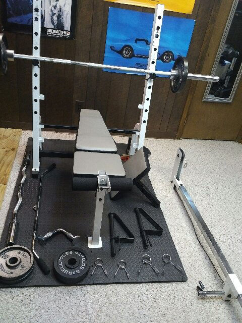 FS: home gym setup- great value. MD, DE, PA, VA-img_20180807_1814476.jpg