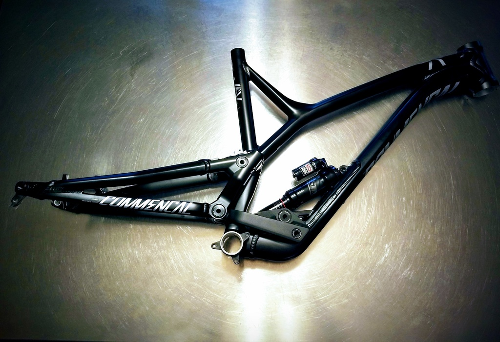 Commencal Supreme SX - why no stoke?!-img_20190507_083820447.jpg