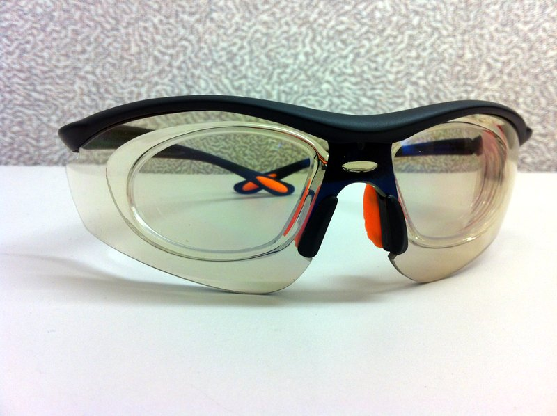 ed76595552 ... pair of prescription riding glasses from Zenni Optical for  30.90  shipped (nice case included). They don t quite fit the bridge of my nose  properly.