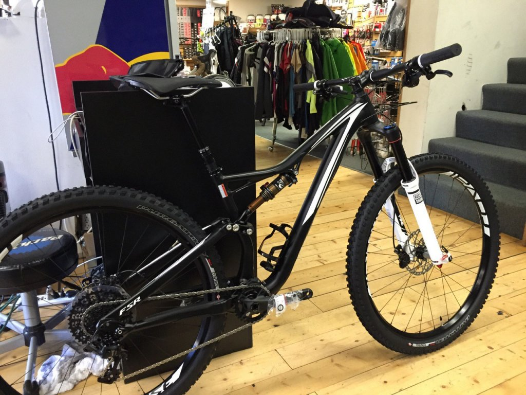 d5d846e3a6a Specialized 2016 Bikes - ACTUAL WEIGHTS-img_2133.jpg. 2016 Stumpy 29er