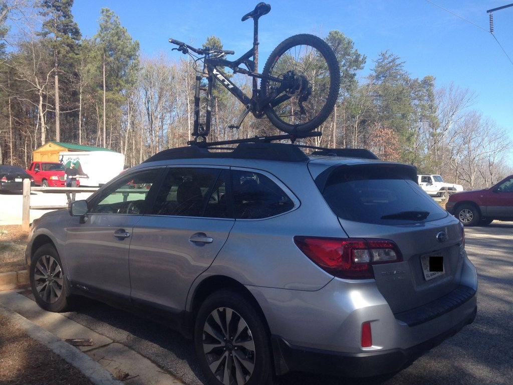 2015 Subaru Outback Review Mtbr Com