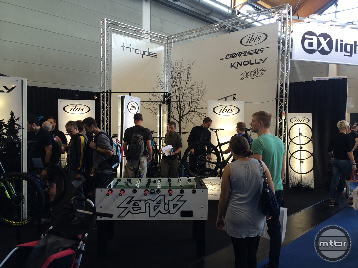 Ibis Eurobike Booth