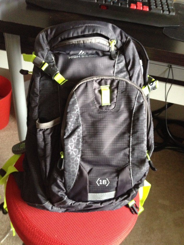 Hydration Pack High Sierra Costco Callaway Hex Control