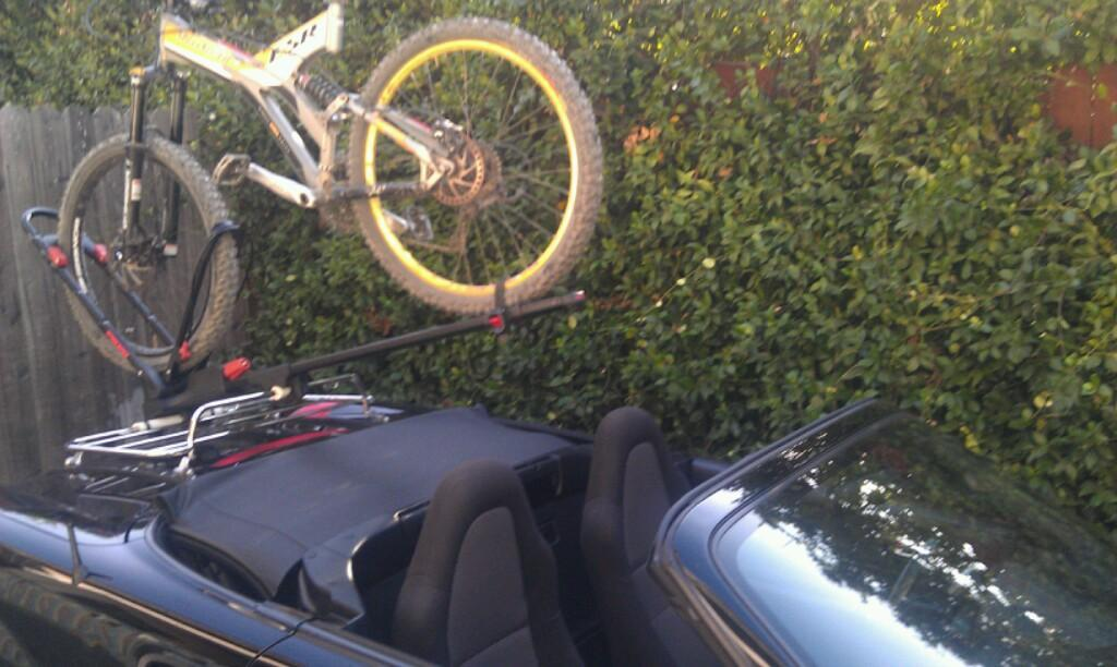 Mr2 Spyder Bike Rack Mtbr Com