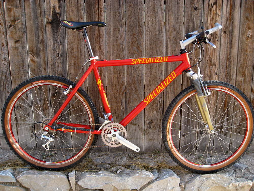 e56c11cad90 Here's an example of an earlier (1993?) S-Works M2 frame (not mine, pic  stolen from this forum):