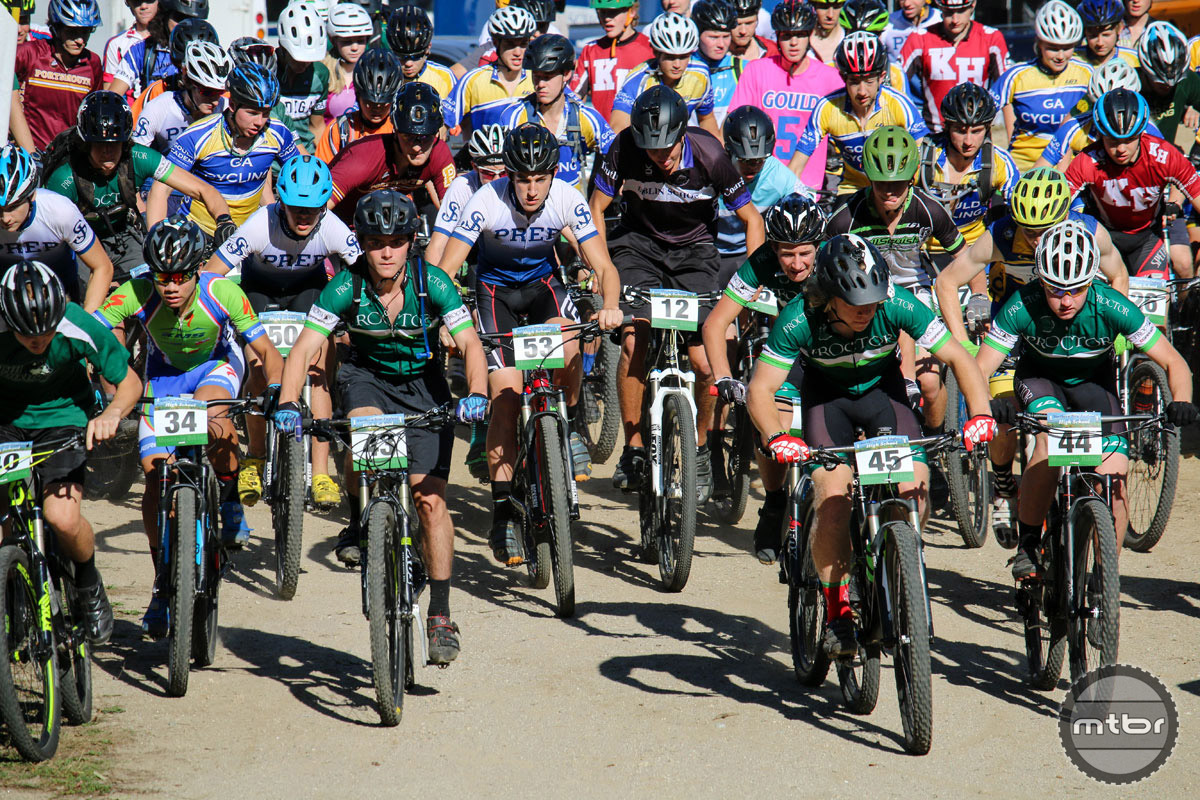 The league has grown to encompass 330 riders from 29 high schools in four New England states.