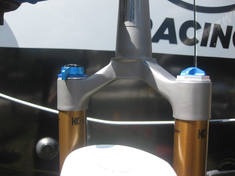 Fox Racing Shox 2012 Float Ti