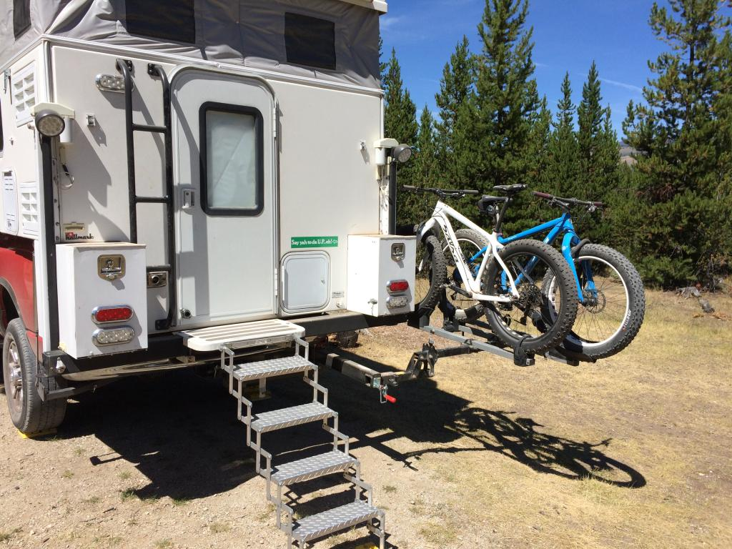 The Hitchswing...your hitch mounted rack swings away when you need access-img_3061.jpg