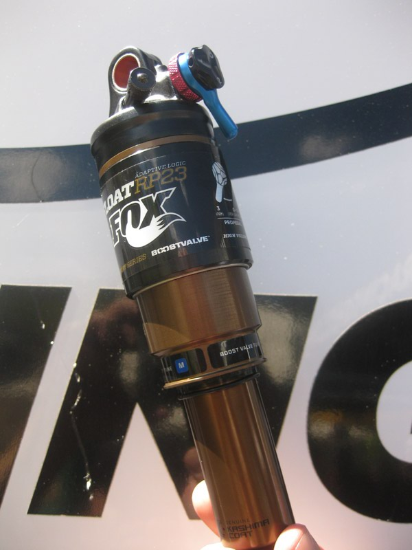 Fox Racing Shox 2012 RP23 with Adaptive Logic