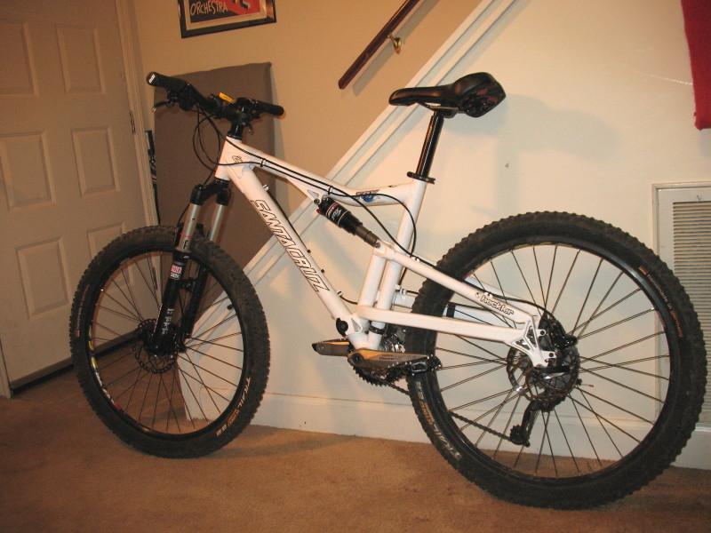 My Brand New 2005 Heckler All Hill Bike Mtbr Com