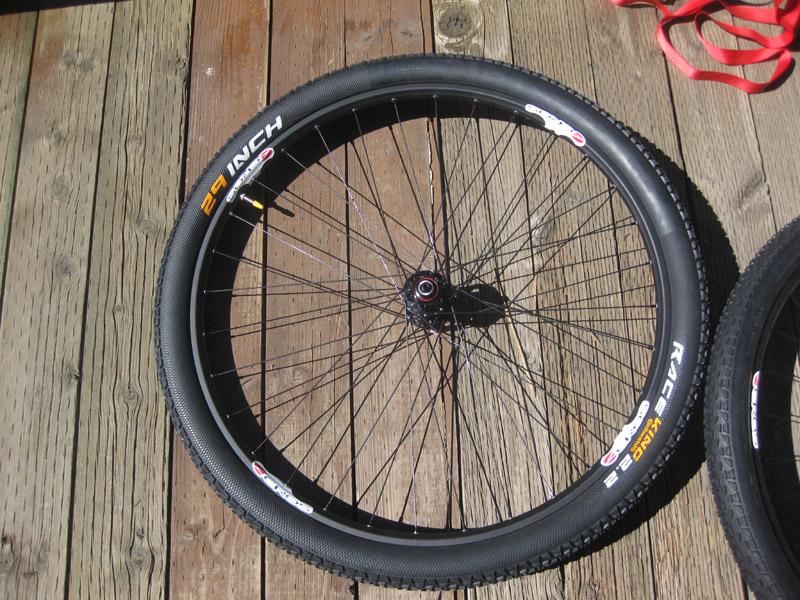 Acros 29er Wheels