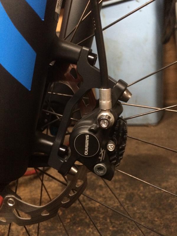 saint brakes enough overlap contact with rotors mtbr com rh forums mtbr com