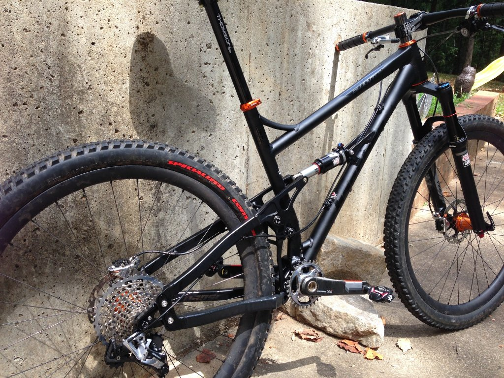 Lets Speculate About The New Banshee 29er Page 7 Mtbrcom Bicycle Diagram And Parts List For Sears Bicycleparts Model