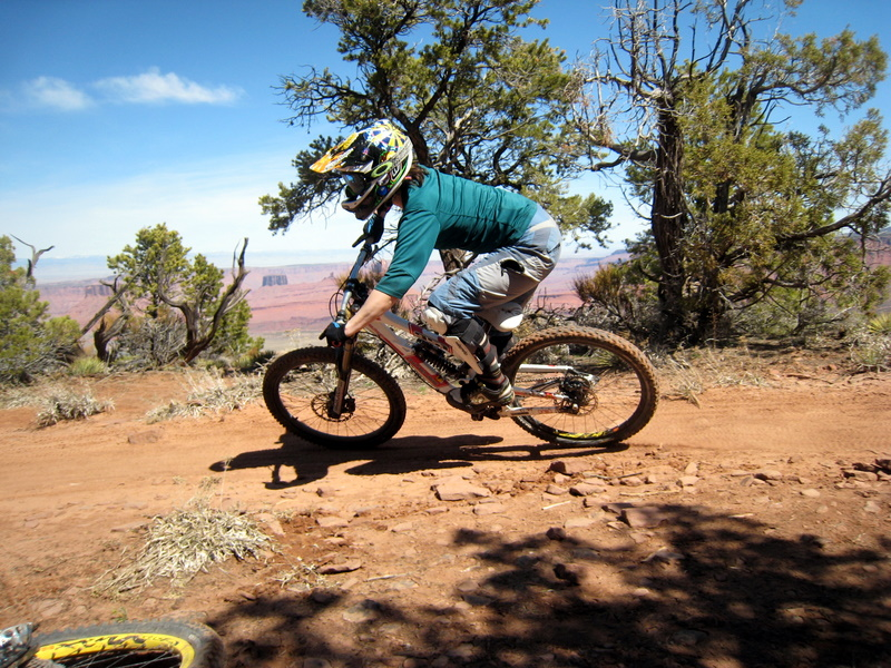 """Ibis Mojo Small for my 5'3"""" wife...crazy?-img_3394.jpg"""