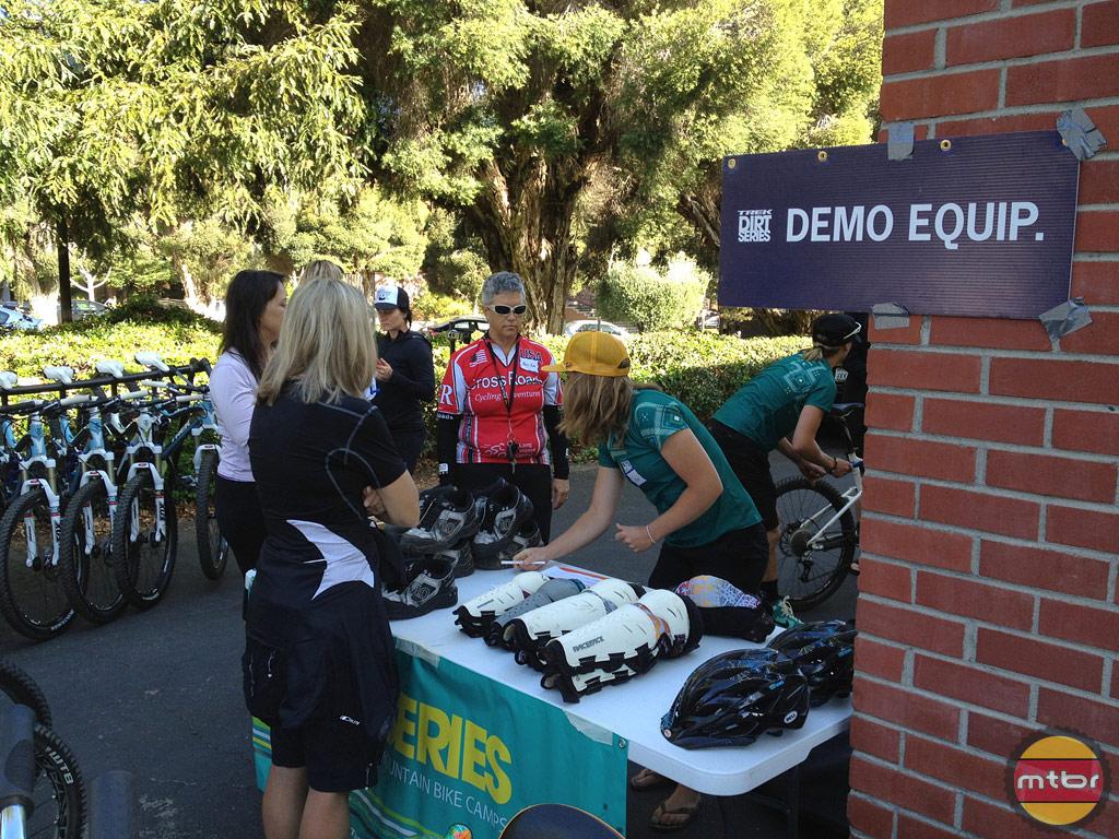 Trek Dirt Series – Women's Mountain Bike Skills Camp