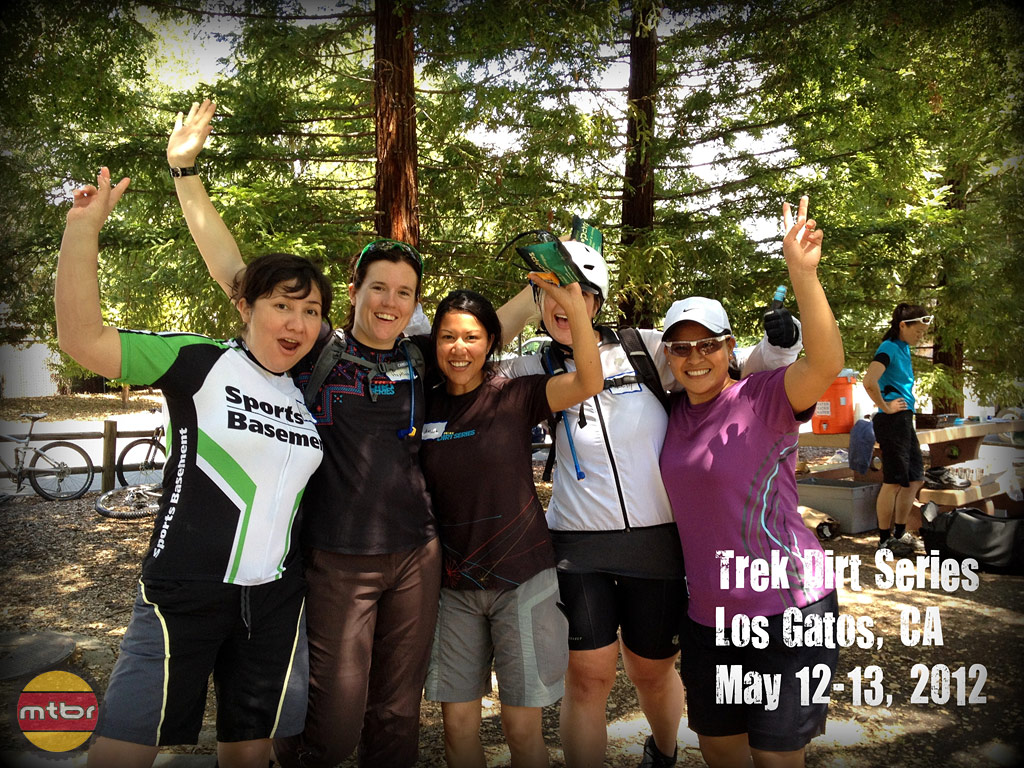 Trek Dirt Series – Women's Mountain Bike Skills Camp