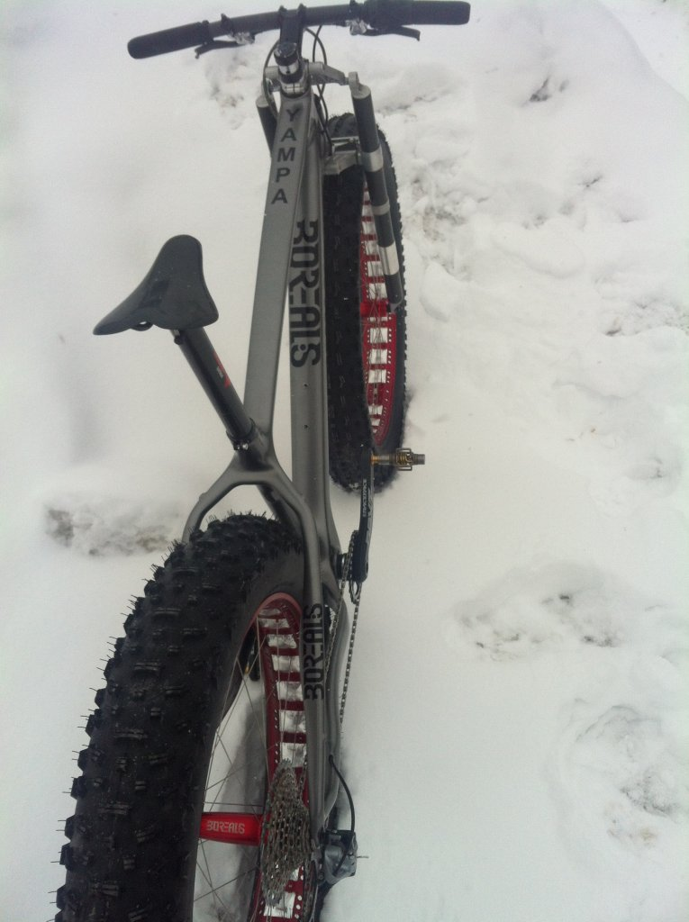 Aiming for sub 20lbs Fatbike build.... Lightest 31.6mm mtb seatposts ...